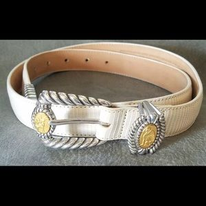 Collectable 1995 Brighton 37804 Small Leather Belt